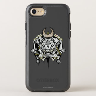 Suicide Squad | Enchantress Symbols Tattoo Art OtterBox Symmetry iPhone 8/7 Case