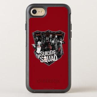 Suicide Squad | Group Badge Photo OtterBox Symmetry iPhone 7 Case
