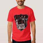 Suicide Squad | Group Badge Photo T-Shirt