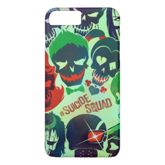 Suicide Squad | Group Toss iPhone 8 Plus/7 Plus Case