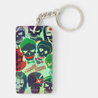 Suicide Squad | Group Toss Keychain