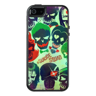 Suicide Squad | Group Toss OtterBox iPhone 5/5s/SE Case