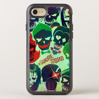 Suicide Squad | Group Toss OtterBox Symmetry iPhone 7 Case