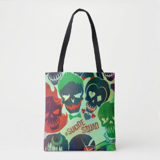 Suicide Squad | Group Toss Tote Bag