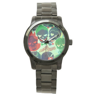 Suicide Squad | Group Toss Wrist Watch