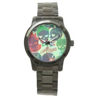 Suicide Squad | Group Toss Wristwatch
