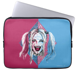 Suicide Squad | Harley Laugh Computer Sleeve