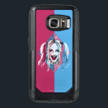 "Suicide Squad | Harley Laugh OtterBox Samsung Galaxy S7 Case<br><div class=""desc"">Suicide Squad - Harley Quinn Laugh. Front facing in red and blue. On her forehead is written &quot;I&#39;m Watching.&quot;</div>"