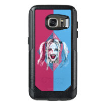 Suicide Squad   Harley Laugh OtterBox Samsung Galaxy S7 Case