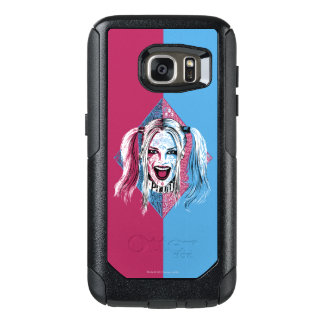Suicide Squad | Harley Laugh OtterBox Samsung Galaxy S7 Case