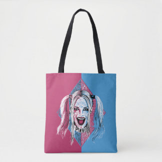 Suicide Squad | Harley Laugh Tote Bag
