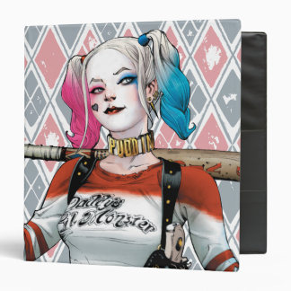 Suicide Squad | Harley Quinn 3 Ring Binder