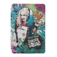 Suicide Squad | Harley Quinn Character Graffiti iPad Mini Cover at Zazzle