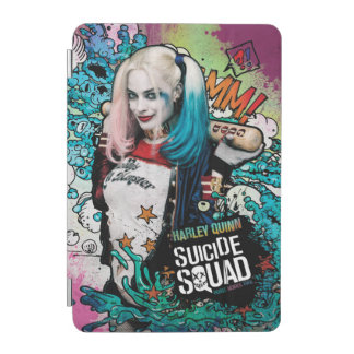 Suicide Squad | Harley Quinn Character Graffiti iPad Mini Cover