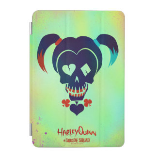 Suicide Squad | Harley Quinn Head Icon iPad Mini Cover