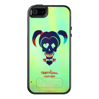 Suicide Squad | Harley Quinn Head Icon OtterBox iPhone 5/5s/SE Case