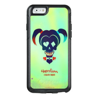 Suicide Squad | Harley Quinn Head Icon OtterBox iPhone 6/6s Case