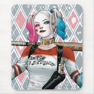 Suicide Squad | Harley Quinn Mouse Pad