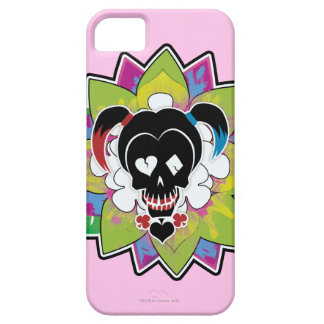 Suicide Squad | Harley Quinn Skull Tattoo Art iPhone SE/5/5s Case