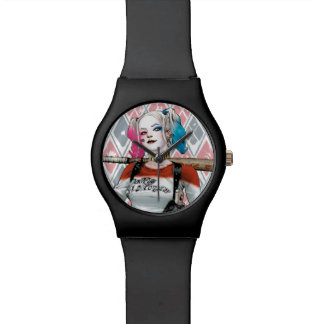 Suicide Squad   Harley Quinn Wristwatch