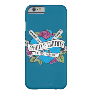 Suicide Squad | Harley Quinn's Tattoo Parlor Heart Barely There iPhone 6 Case