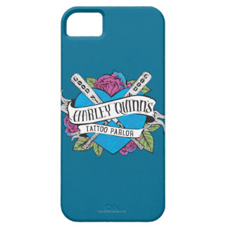 Suicide Squad | Harley Quinn's Tattoo Parlor Heart iPhone SE/5/5s Case