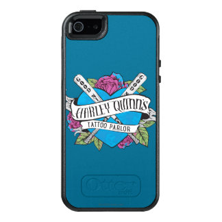 Suicide Squad | Harley Quinn's Tattoo Parlor Heart OtterBox iPhone 5/5s/SE Case