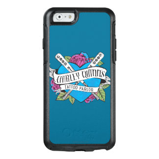 Suicide Squad | Harley Quinn's Tattoo Parlor Heart OtterBox iPhone 6/6s Case