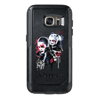 Suicide Squad | Joker & Harley Painted Graffiti OtterBox Samsung Galaxy S7 Case