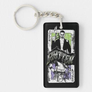 Suicide Squad | Joker & Harley Rotten Keychain