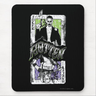 Suicide Squad   Joker & Harley Rotten Mouse Pad