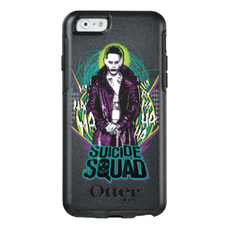 Suicide Squad | Joker Retro Rock Graphic OtterBox iPhone 6/6s Case