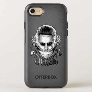 Suicide Squad | Joker Smile OtterBox Symmetry iPhone 7 Case