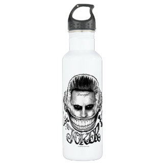 Suicide Squad | Joker Smile Water Bottle