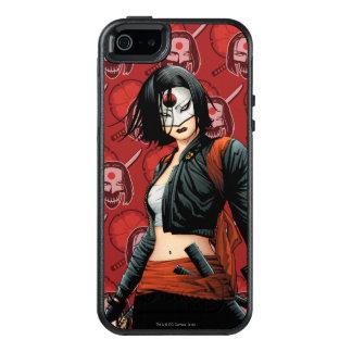 Suicide Squad | Katana Comic Book Art OtterBox iPhone 5/5s/SE Case