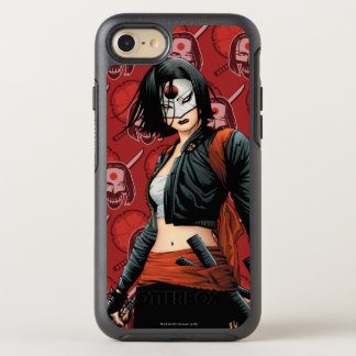 Suicide Squad | Katana Comic Book Art OtterBox Symmetry iPhone 7 Case
