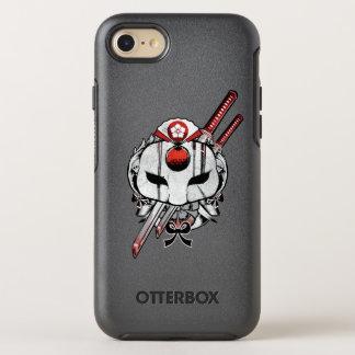 Suicide Squad | Katana Mask & Swords Tattoo Art OtterBox Symmetry iPhone 7 Case