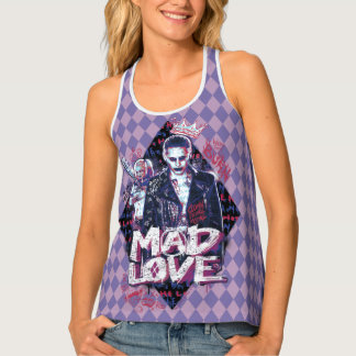 Suicide Squad | Mad Love 2 Tank Top