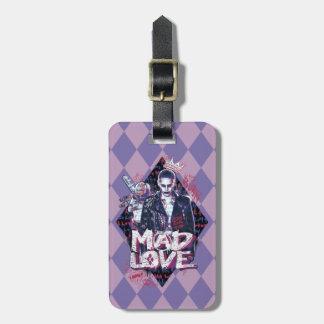 Suicide Squad | Mad Love Bag Tag