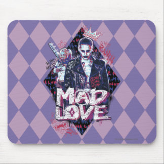 Suicide Squad | Mad Love Mouse Pad