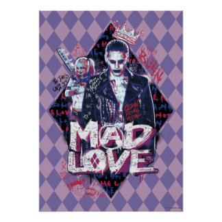Suicide Squad | Mad Love Poster