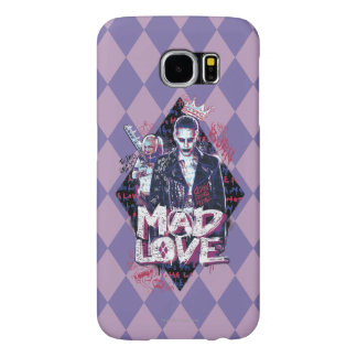Suicide Squad | Mad Love Samsung Galaxy S6 Case