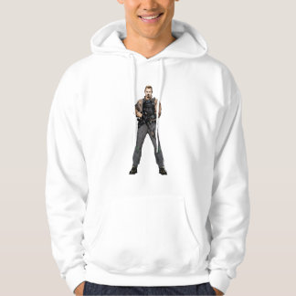 Suicide Squad | Rick Flag Comic Book Art Hoodie