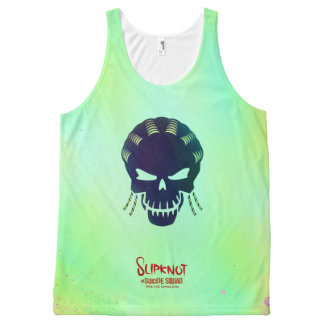 Suicide Squad | Slipknot Head Icon 2 All-Over-Print Tank Top