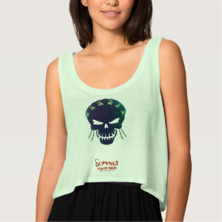 Suicide Squad | Slipknot Head Icon Tank Top