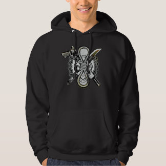 Suicide Squad | Slipknot Weapons Tattoo Art Hoodie