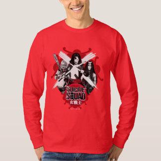 "Suicide Squad | Squad Girls ""Female Warrior"" T-Shirt"