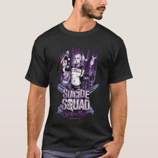"Suicide Squad   Squad Girls ""In Squad We Trust"" T-Shirt"