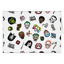 Suicide Squad | Suicide Squad Emoji Pattern