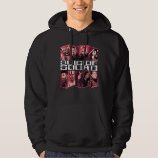 Suicide Squad | Task Force X Group Emblem Hoodie